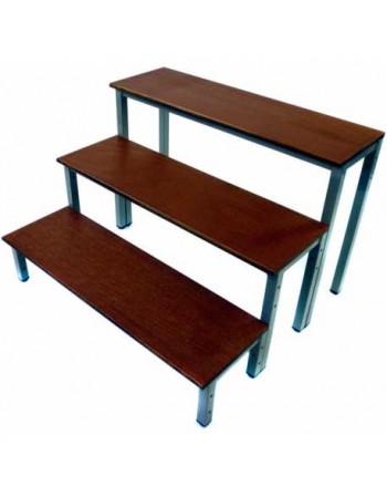 Escalier modulable podium...