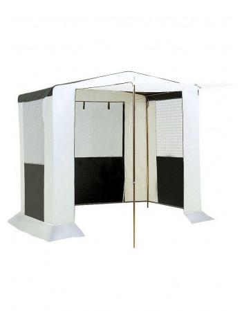 tente abri cuisine de camping