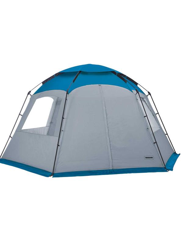 Abri tonnelle camping moustiquaire