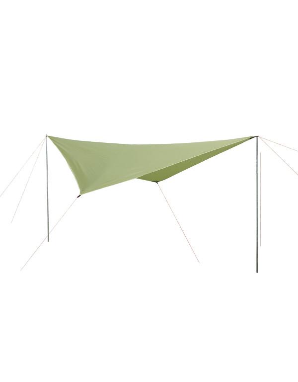 Abri tarp de camping