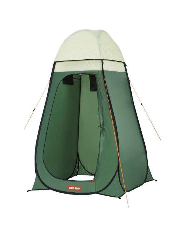 Abri pour toilette et douche de camping