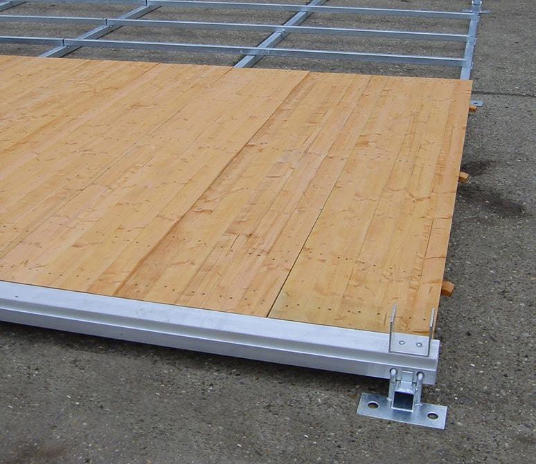 Module plancher