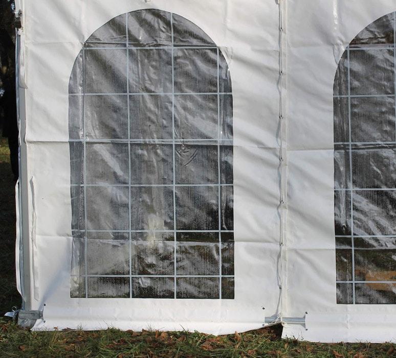 Rideau fenêtre à l'italienne
