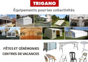 Catalogue Trigano Collectivités 2021
