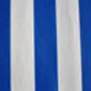 Rayé bleu/blanc
