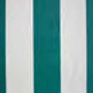 Rayé vert/blanc